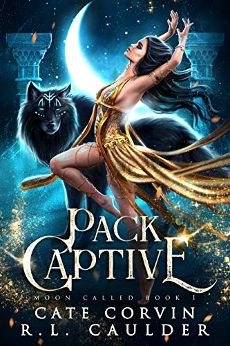 Pack Captive by Cate Corvin