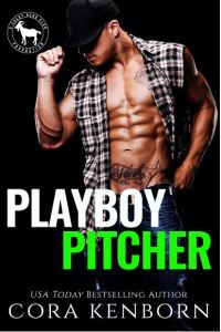 Playboy Pitcher by Cora Kenborn Ebook Cover