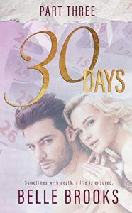 30 Days: Part Three by Belle Brooks