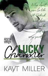 Cover Reveal Lucky Charmer by Kayt Miller