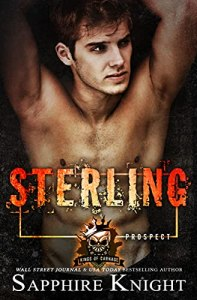 Sterling by Sapphire Knight