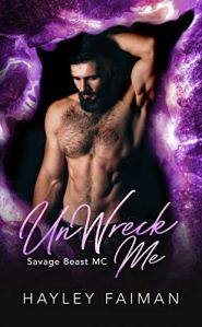 UnWreck Me by Hayley Faiman