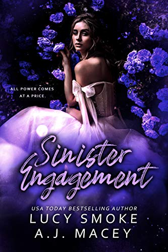 Sinister Engagement by Lucy Smoke