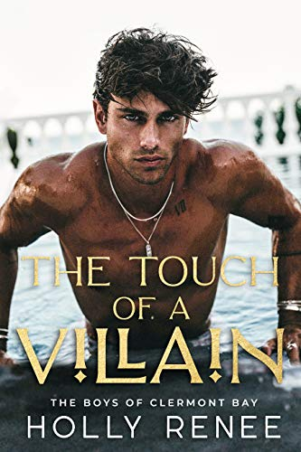 The Touch of a Villain by Holly Renee