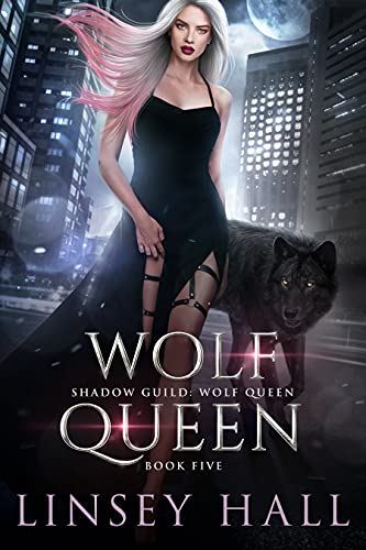 Wolf Queen by Linsey Hall