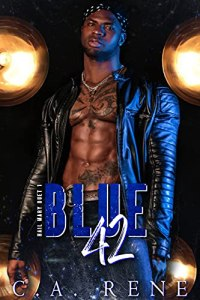 Blue 42 by C.A. Rene