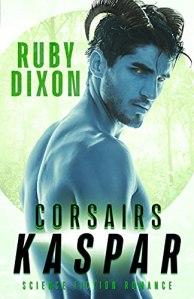 Corsairs: Kaspar by Ruby Dixon