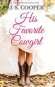 His Favorite Cowgirl by J. S. Cooper