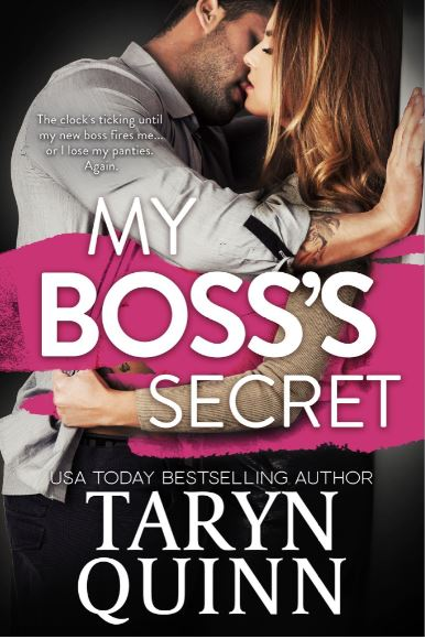 My Boss's Secret by Taryn Quinn