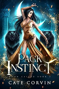 Pack Instinct by Cate Corvin