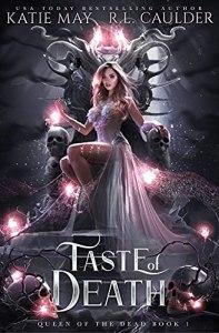 Taste of Death by Katie May
