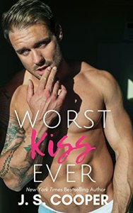 Worst Kiss Ever by J. S. Cooper