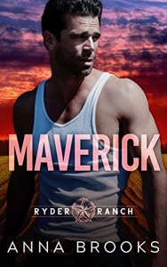Maverick by Anna Brooks