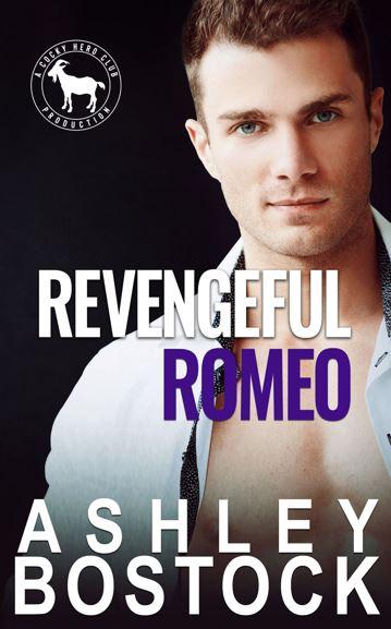 Revengeful Romeo by Ashley Bostock