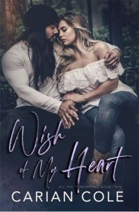 Wish of My Heart by Carian Cole