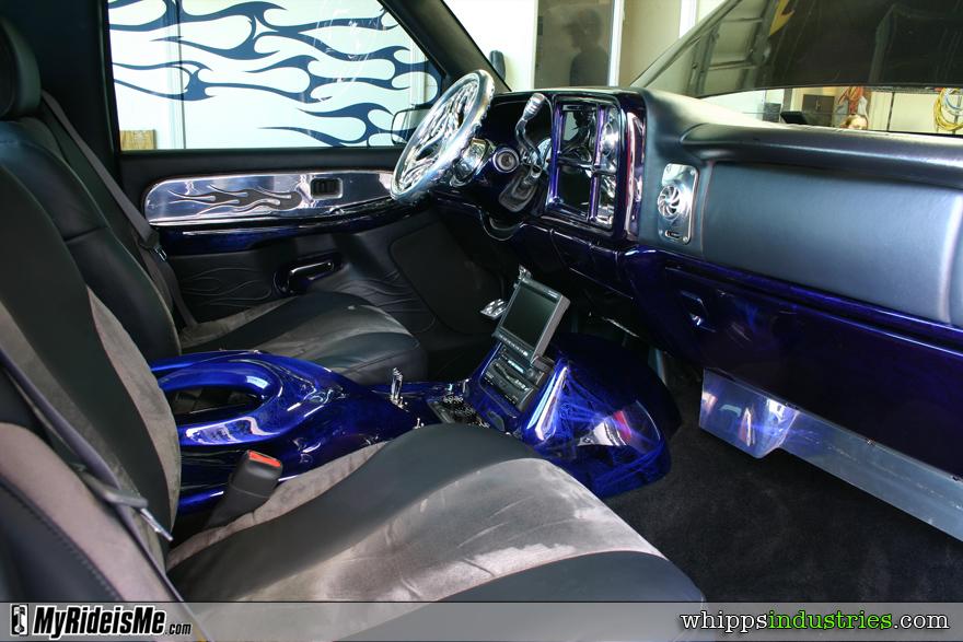2010 chevy silverado interior parts