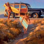 Hot Rod Artist Tom Fritz At Pebble Beach Concours D Elegance Myrideisme Com