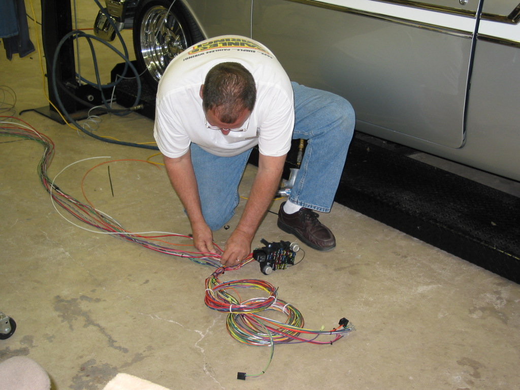 Painless Wiring Installation Instructions