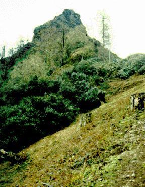 fortaleza de Kapru Kale