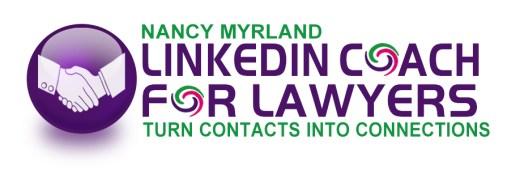 Nancy Myrland, LinkedIn Coach For Lawyers