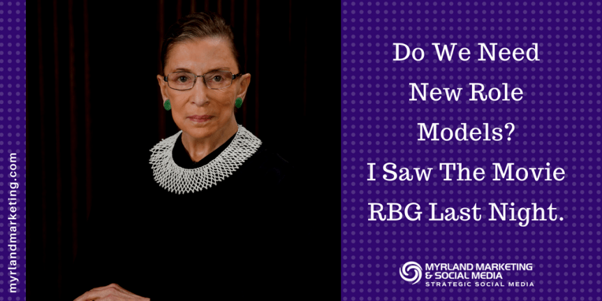 RBG: A Movie About Supreme Court Justice Ruth Bader Ginsburg