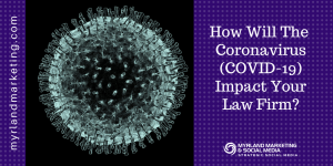 Coronavirus COVID-19 and Law Firms