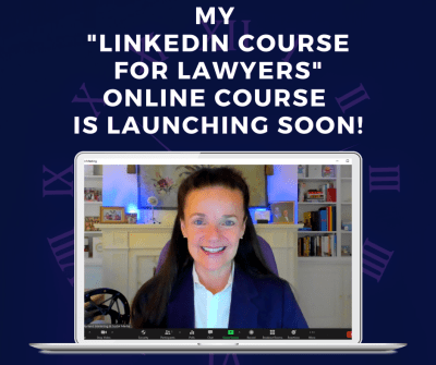 LinkedIn Course For Lawyers with Nancy Myrland