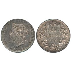 1891 25 cents Image courtesy of icollector.com