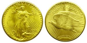 Top 10 Rare American Coins 1933 Double Eagle