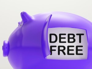 Pay off Debt and Save the Monthly Payment (Image courtesy of Stuart Miles / FreeDigitalPhotos.net)