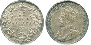 1915 quarter
