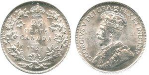 1921 quarter