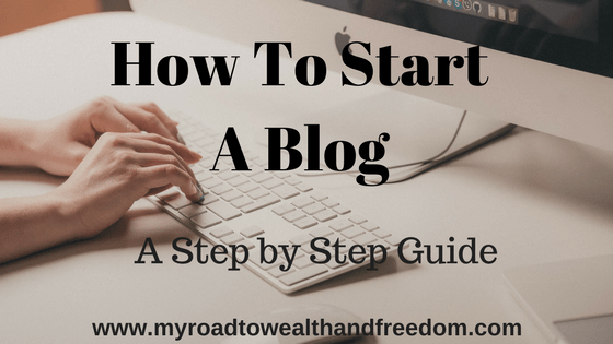 how to start a blog and make money a step by step guide