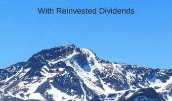 Why Reinvesting Dividends Makes Good Financial Cents