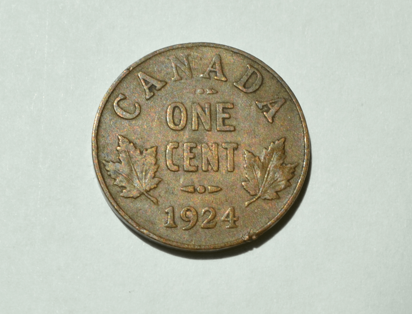 Canadian 1920 to 2012 Near Date Complete Penny Collection