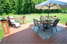 Cherry Creek 256 Deck2 - Rochester Ny Real Estate