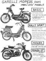 Garelli Parts « Myrons Mopeds