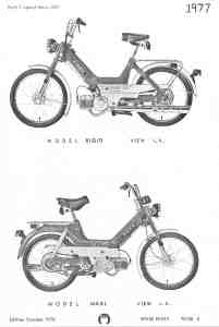 Puch 1977 Maxi, Maxi Luxe