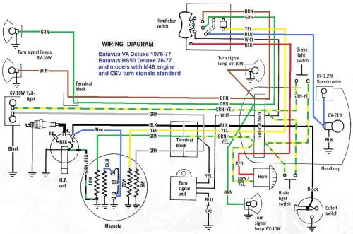small resolution of honda hobbit moped cdi wiring diagram get free image