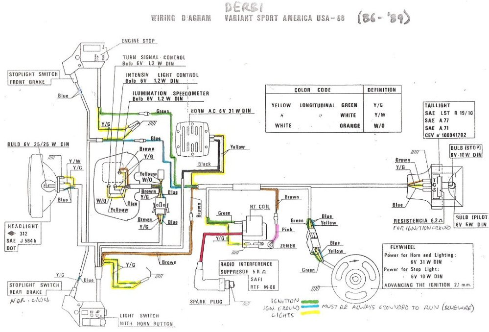 medium resolution of 89 dodge shadow wiring diagram 89 free engine image for aprilia sr 50 r factory wiring diagram aprilia sr 50 ditech wiring diagram