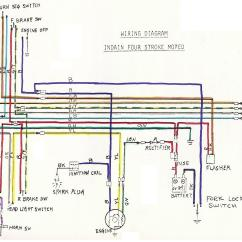 House Electrical Wiring Diagram In India Vw Passat Ccm Diagrams  Myrons Mopeds