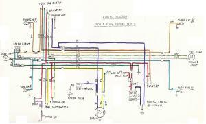 Wiring Diagrams « Myrons Mopeds
