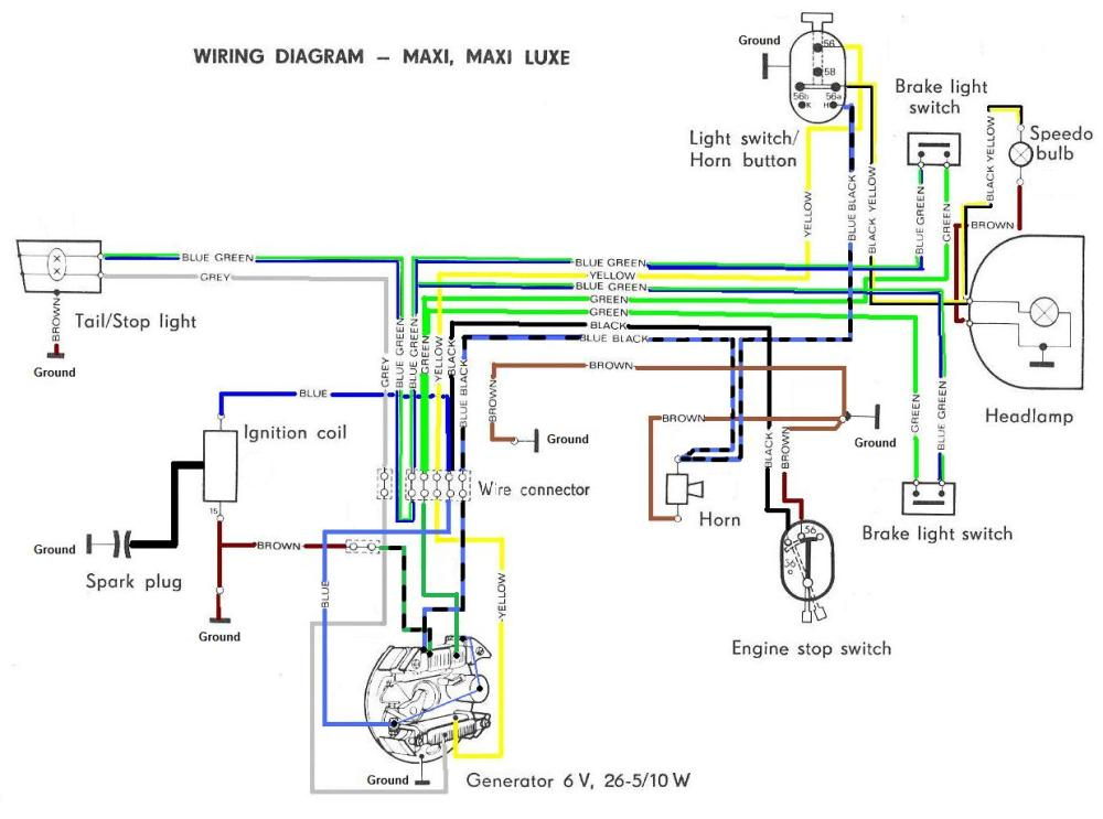 medium resolution of 1973 suzuki wiring diagram basic electronics wiring diagram1973 suzuki wiring diagram wiring diagramsuzuki ts250 diagram 4