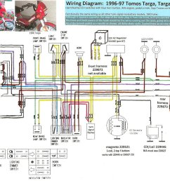 tomos wiring diagrams myrons mopeds 2005 tomos moped wiring diagram [ 1070 x 818 Pixel ]