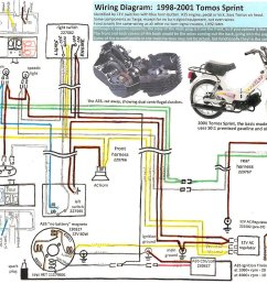 chinese 50cc wiring diagram no battery simple wiring schema 6 volt battery  wiring diagram new tomos