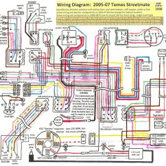 2004 Honda Odyssey Headlight Wiring Diagram Three Circle Venn Printable Tomos Diagrams  Myrons Mopeds