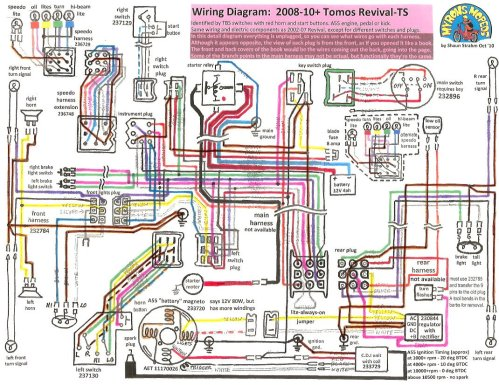 small resolution of tomos revival 2008 12 tomos wiring diagrams