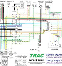 trac clipper headlight blinks with signals u2014 moped armythis diagram is almost exactly what the [ 2172 x 1364 Pixel ]