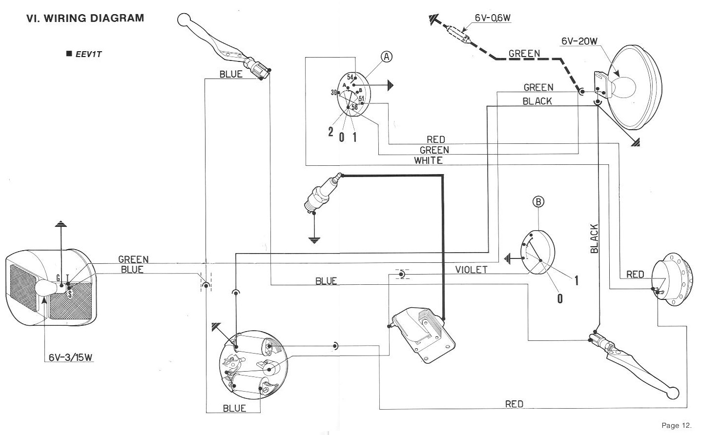 [DIAGRAM] Fiat Bravo 2007 Wiring Diagram FULL Version HD