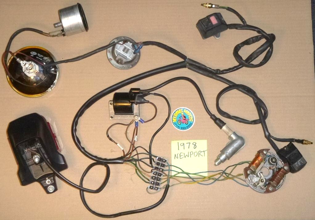 On Home Puch Wiring Diagram 1977 Puch Moped Wiring Diagram